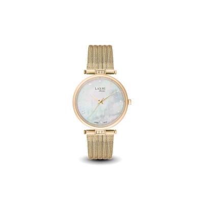 ساعت مچی زنانه اصل | برند لاکسمی | مدل  laxmi 8041-5