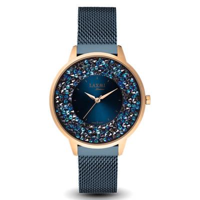 ساعت مچی زنانه اصل   برند لاکسمی   مدل  laxmi 8042-2