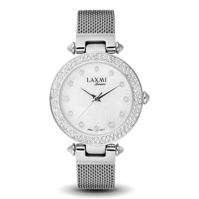 ساعت مچی زنانه اصل | برند لاکسمی | مدل  laxmi 8062-1