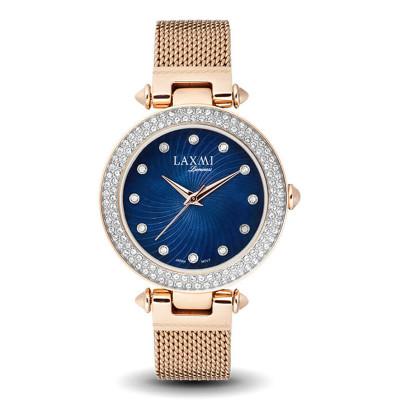 ساعت مچی زنانه اصل | برند لاکسمی | مدل  laxmi 8062-3