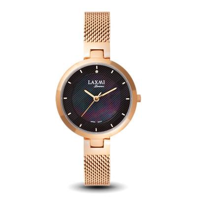 ساعت مچی زنانه اصل   برند لاکسمی   مدل  laxmi 8063-4