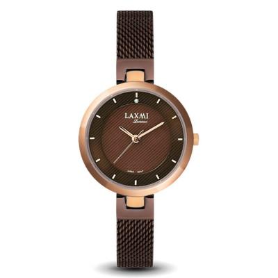 ساعت مچی زنانه اصل | برند لاکسمی | مدل  laxmi 8063-5