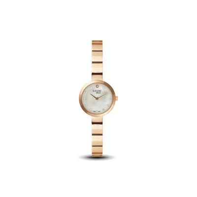 ساعت مچی زنانه اصل   برند لاکسمی   مدل  laxmi 8064-3
