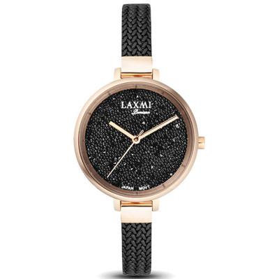 ساعت مچی زنانه اصل   برند لاکسمی   مدل  laxmi 8065-5