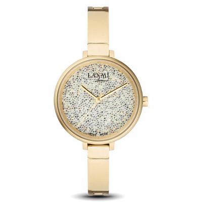ساعت مچی زنانه اصل   برند لاکسمی   مدل  laxmi 8066-1