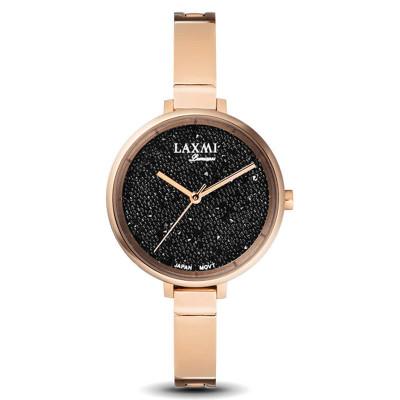ساعت مچی زنانه اصل   برند لاکسمی   مدل  laxmi 8066-3