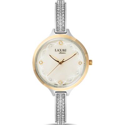 ساعت مچی زنانه اصل | برند لاکسمی | مدل  laxmi 8067-3