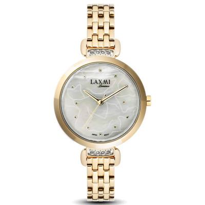 ساعت مچی زنانه اصل   برند لاکسمی   مدل  laxmi 8069-3