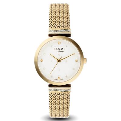 ساعت مچی زنانه اصل   برند لاکسمی   مدل  laxmi 8070-1