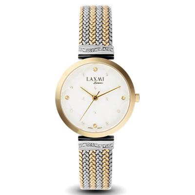 ساعت مچی زنانه اصل | برند لاکسمی | مدل  laxmi 8070-2