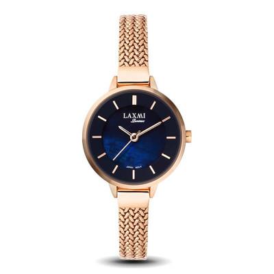 ساعت مچی زنانه اصل | برند لاکسمی | مدل  laxmi 8071-4