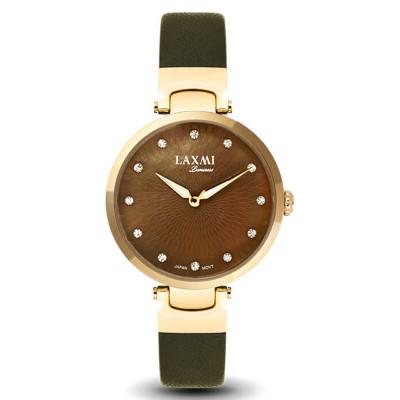 ساعت مچی زنانه اصل | برند لاکسمی | مدل  laxmi 8072-1