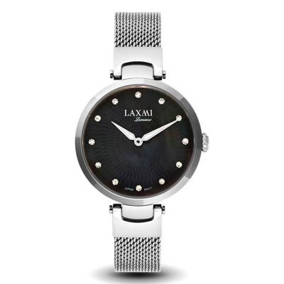 ساعت مچی زنانه اصل | برند لاکسمی | مدل  laxmi 8073-1