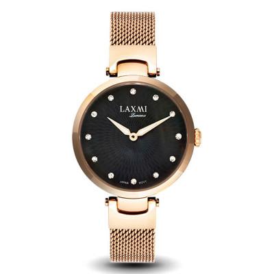 ساعت مچی زنانه اصل | برند لاکسمی | مدل  laxmi 8073-2