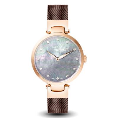 ساعت مچی زنانه اصل | برند لاکسمی | مدل  laxmi 8073-3