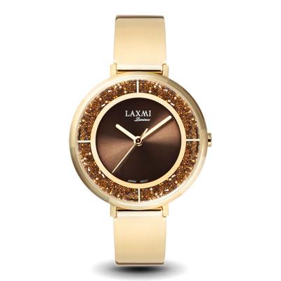 ساعت مچی زنانه اصل | برند لاکسمی | مدل  laxmi 8074-1