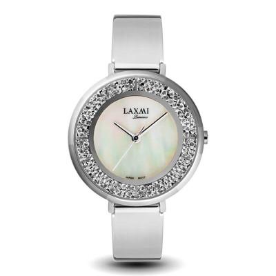 ساعت مچی زنانه اصل | برند لاکسمی | مدل  laxmi 8074-2