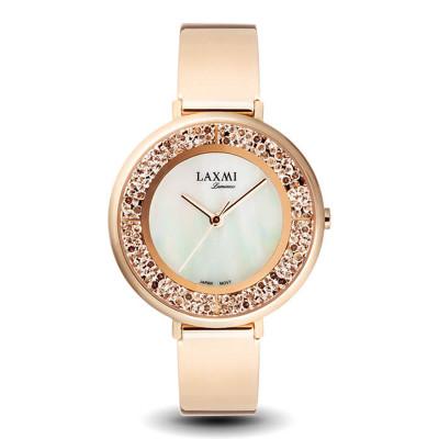 ساعت مچی زنانه اصل | برند لاکسمی | مدل  laxmi 8074-4