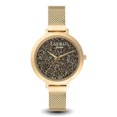ساعت مچی زنانه اصل | برند لاکسمی | مدل  laxmi 8076-1