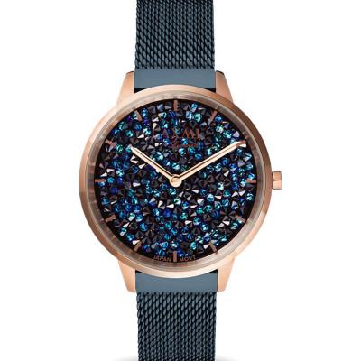ساعت مچی زنانه اصل | برند لاکسمی | مدل  laxmi 8077-3