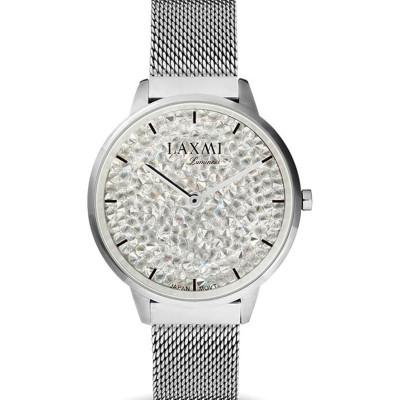 ساعت مچی زنانه اصل | برند لاکسمی | مدل  laxmi 8077-5