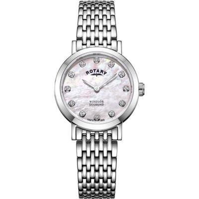 ساعت مچی زنانه اصل   برند روتاری   مدل LB05300/07/D