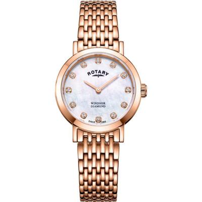 ساعت مچی زنانه اصل   برند روتاری   مدل LB05304/41/D