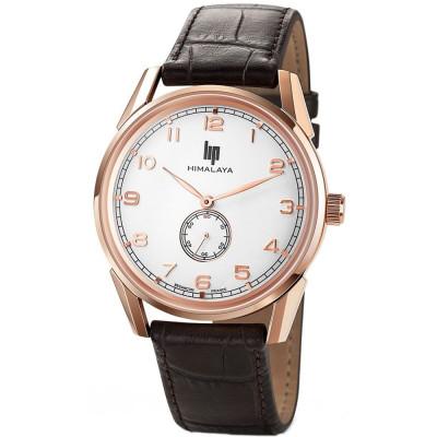 ساعت مچی مردانه اصل | برند لیپ | مدل LIP 671244