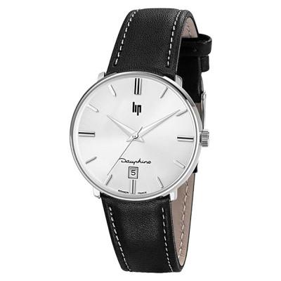 ساعت مچی مردانه اصل | برند لیپ | مدل LIP 671421