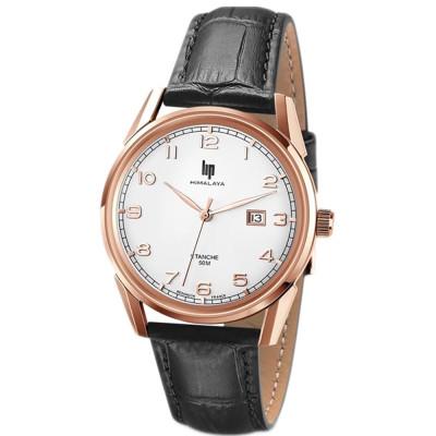 ساعت مچی مردانه اصل | برند لیپ | مدل LIP 671550