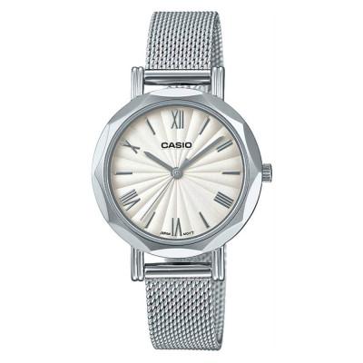 ساعت مچی زنانه اصل | برند کاسیو | مدل LTP-E411M-7ADF