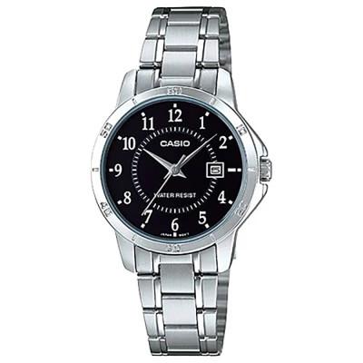 ساعت مچی زنانه اصل | برند کاسیو | مدل LTP-V004D-1B