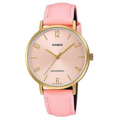 ساعت مچی زنانه اصل | برند کاسیو | مدل LTP-VT01GL-4BUDF