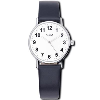 ساعت مچی مردانه اصل |برند ام اند ام | مدل M11070-448