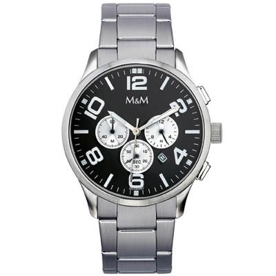 ساعت مچی مردانه اصل |برند ام اند ام | مدل M11818-126