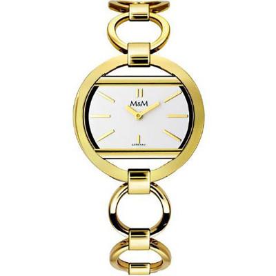ساعت مچی زنانه اصل |برند ام اند ام | مدل M11821-232