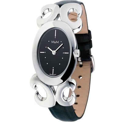 ساعت مچی زنانه اصل |برند ام اند ام | مدل M11824-445