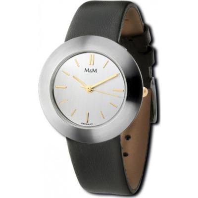 ساعت مچی زنانه اصل |برند ام اند ام | مدل M11828-452