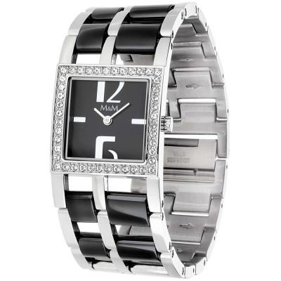 ساعت مچی زنانه اصل |برند ام اند ام | مدل M11832-145