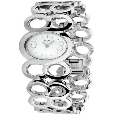 ساعت مچی زنانه اصل |برند ام اند ام | مدل M11834-142