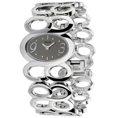 ساعت مچی زنانه اصل |برند ام اند ام | مدل M11834-145