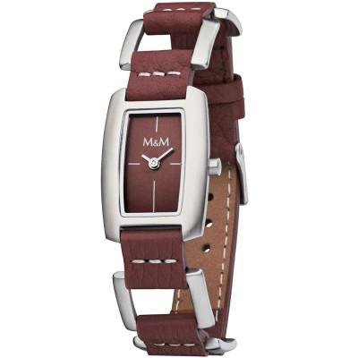 ساعت مچی زنانه اصل |برند ام اند ام | مدل M11845-525