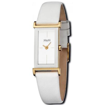 ساعت مچی زنانه اصل |برند ام اند ام | مدل M11857-732