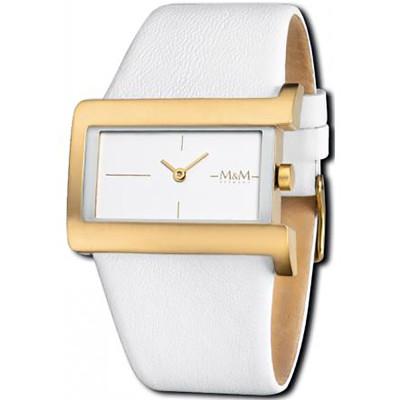 ساعت مچی زنانه اصل |برند ام اند ام | مدل M11865-732
