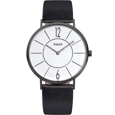 ساعت مچی مردانه اصل |برند ام اند ام | مدل M11870-483