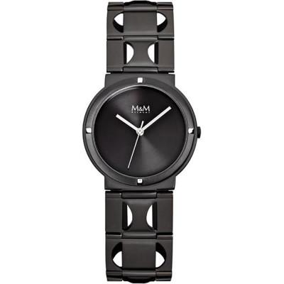 ساعت مچی زنانه اصل |برند ام اند ام | مدل M11876-885