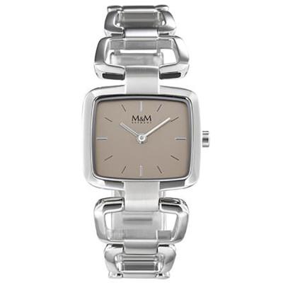 ساعت مچی زنانه اصل |برند ام اند ام | مدل M11882-147