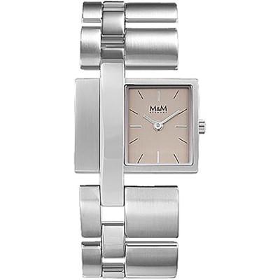 ساعت مچی زنانه اصل |برند ام اند ام | مدل M11884-127