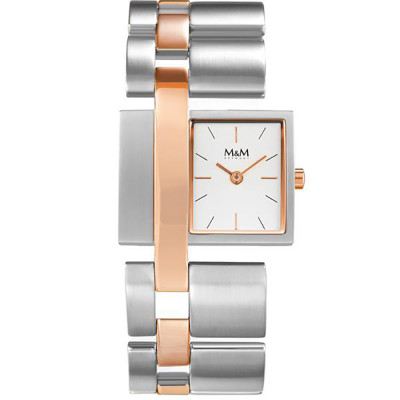 ساعت مچی زنانه اصل |برند ام اند ام | مدل M11884-392