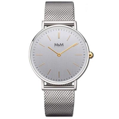 ساعت مچی مردانه اصل |برند ام اند ام | مدل M11892-162